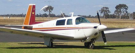 The Mooney M20J can have an IO-390-A3A6 installed under an STC - Lycoming IO-390