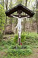 Moosburg Sankt Peter Luschenweg Kruzifix 03052017 8102.jpg