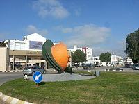 Morphou orange monument.jpg