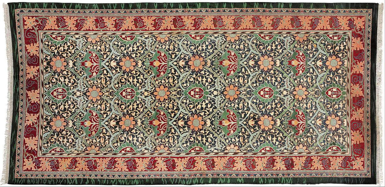 File Morris Amp Company London Carpet Google Art
