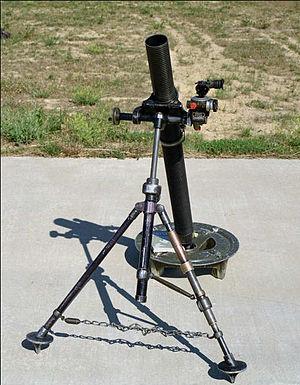 M29 mortar - M29 Mortar