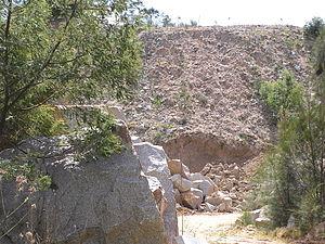 Moruya, New South Wales - Moruya Quarry