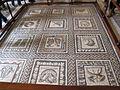 Mosaico con ortaggi e animali, da via prenestina a toragnola, 350-75 ca. 01.JPG