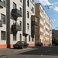 Moscow, Medovy Lane 12 and 8 July 2009 01.jpg