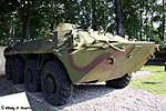 Moscow Suvorov Military School armored vehicles and tanks collection Part2 35.jpg