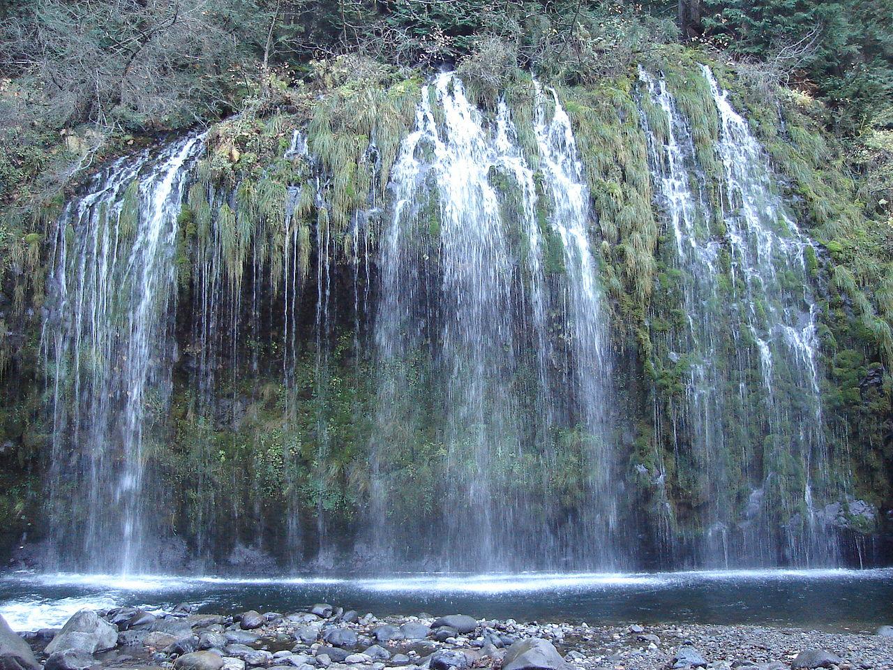 Mccloud Nature Park History