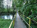 Mostek pieszy przy kajakarni.jpg