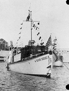 USS <i>Sans Souci II</i> (SP-301)