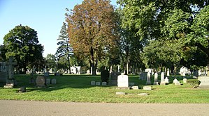 Eastside Historic Cemetery District - Mount Elliott Cemetery
