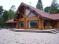 Mountain Bear Lodge, Ellaneorn - geograph.org.uk - 500090.jpg