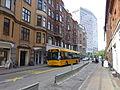 Movia bus line 26 on Bagerstræde.JPG