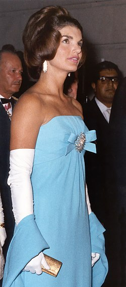 Mrs. Kennedy at Foreign Ministry Reception, Mexico City.jpg
