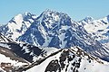 Mt. Rumble from the summit of Peak 5505. Chugach Mountains, Alaska - panoramio.jpg