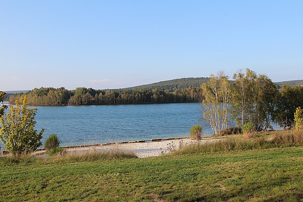 murner see camping