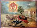 Museo bernareggi, collezione di ex-voto, caduta da cavallo, 1859.JPG