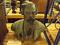 Museum Collections Centre - 25 Dollman Street - warehouse - Bronze bust of Dawson (7274049284).jpg