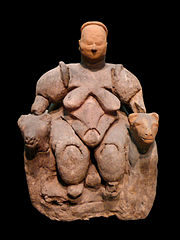 Seated Woman of Çatalhöyük