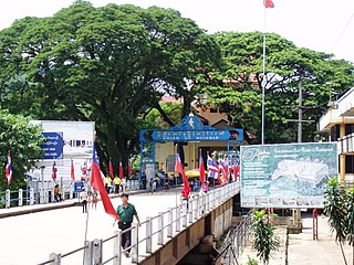 Mae Sai District Amphoe in Chiang Rai, Thailand