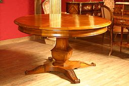 N°0418 table Colbert