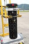 N-TR-60 unit of HQS-104 dipping sonar at JMSDF Maizuru Air Station May 18, 2019 02.jpg