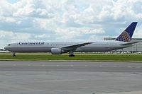 N76062 - B764 - United Airlines