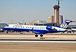 N766SK United Express 2005 Bombardier CL-600-2C10 C-N 10232 (6861405480).jpg