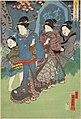NDL-DC 1301810 01-Utagawa Kuniyoshi-浅草寺奥山群集の図-安政3-crd.jpg
