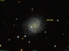 Image illustrative de l'article NGC 2657