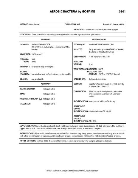 File:NIOSH Manual of Analytical Methods - 0801 pdf