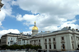 New Jersey State House - Image: NJ Capitol