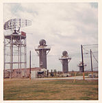 NKS, 1968, A Battery IFC RADAR Towers, NPS Photo (11358228184).jpg