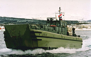 Landing craft - Dutch landing craft