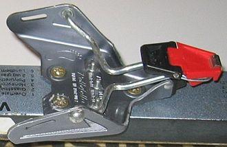 Ski binding - Rottefella 75 mm Nordic Norm (NN)