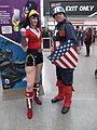 NYCC 2014 - Wonder Woman & Captain America (15324534859).jpg
