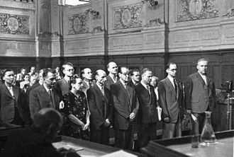 Nagode Trial - Defendants at trial