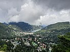 Image of Nainital from route to cheena peak