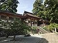 Nakamon gate of Kashii Shrine 2.jpg