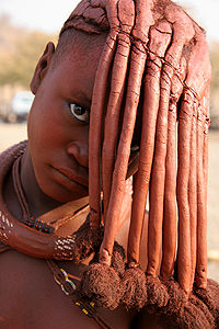 Himba people - Wikipedia