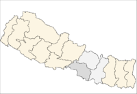 Narayani zone location.png