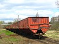 Narrow Gauge Railroad Vasilevsky peat enterprise 2005 (31787411430).jpg