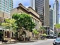 National Australia Bank building, looking east along Queen Street, Brisbane, 2020.jpg