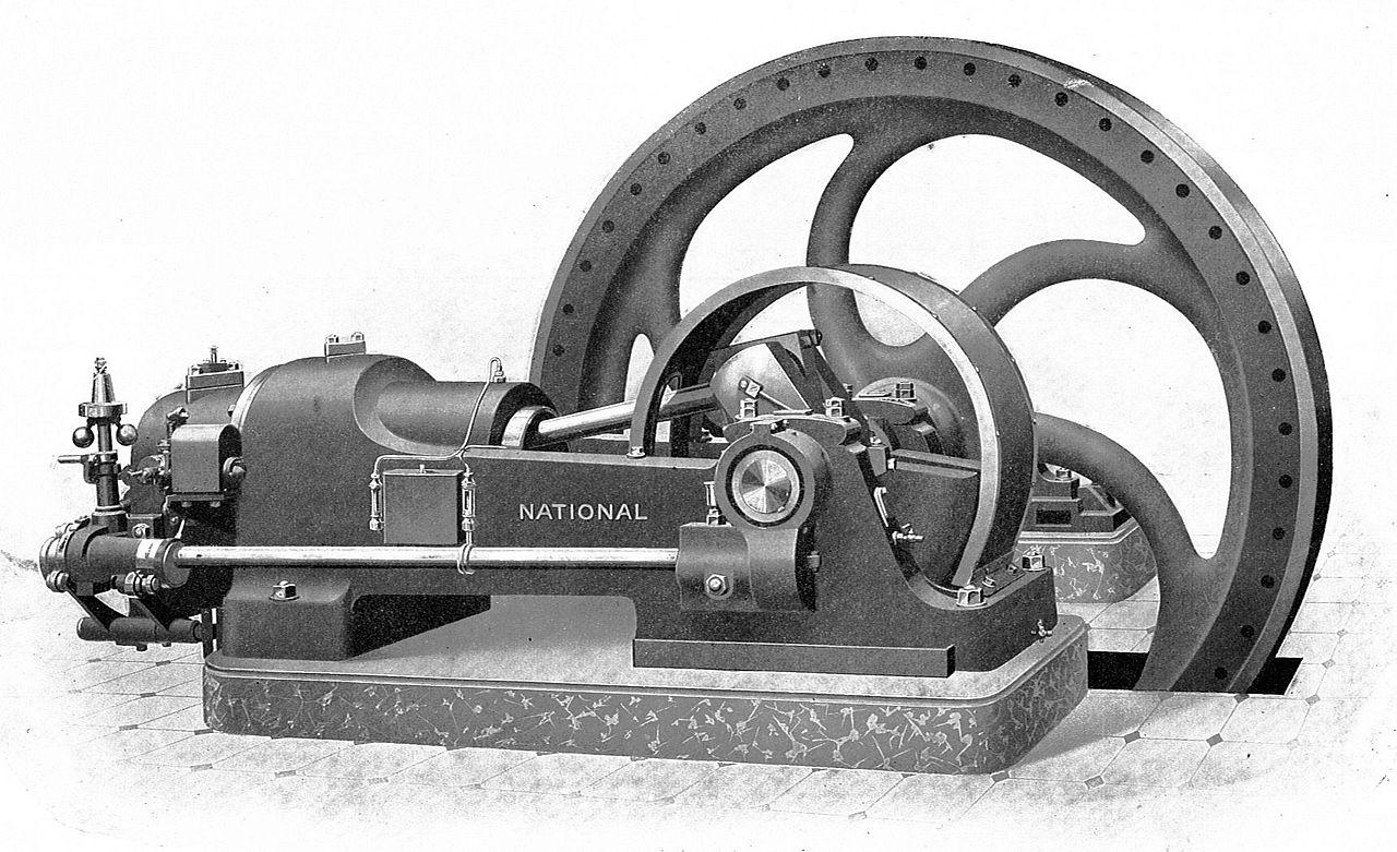 File National Gas Engine  Rankin Kennedy  Modern Engines  Vol Ii  Jpg
