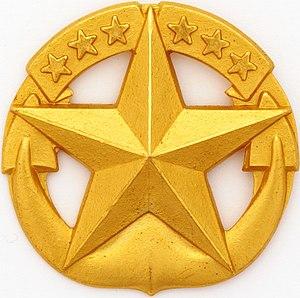 Command at Sea insignia - U.S. Navy Command at Sea insignia