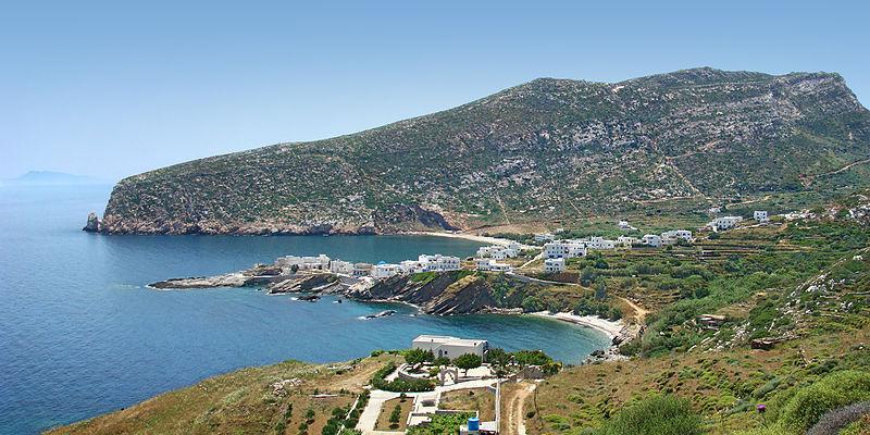 Vé máy bay giá rẻ đi Naxos Hy Lạp