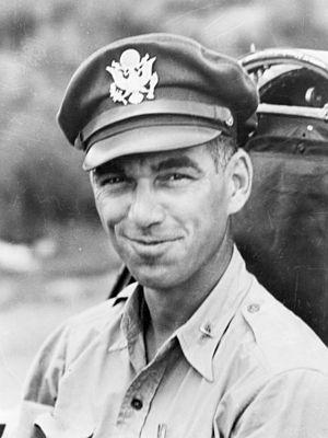Neel E. Kearby - Image: Neel E Kearby Col USAAF c 1943