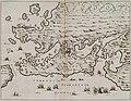 Negroponte olim Eubea et Makris et Abantias, Insula Authore Marco Boschino - Dapper Olfert - 1688.jpg