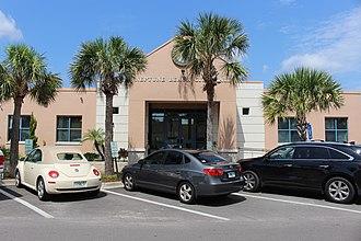Neptune Beach, Florida - Image: Neptune Beach city hall