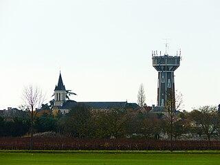 Neuville-de-Poitou Commune in Nouvelle-Aquitaine, France