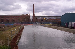 Albion Mill, Ancoats