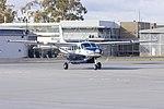 New South Wales Police Force (VH-DVV) Cessna Grand Caravan 208B EX taxiing at Wagga Wagga Airport (1).jpg